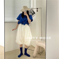 skirt Spring 2021 S,M,L White, black Mid length dress commute High waist A-line skirt Solid color Type A 25-29 years old UNITY6050 51% (inclusive) - 70% (inclusive) other other fold Korean version 401g / m ^ 2 (inclusive) - 500g / m ^ 2 (inclusive)