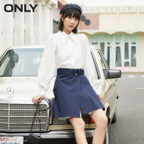 Dress Winter 2020 E39 Navy Blazer 155/76A/XS 160/80A/S 165/84A/M 170/88A/L 175/92A/XL Short skirt Two piece set 18-24 years old ONLY More than 95% cotton Cotton 100% Same model in shopping mall (sold online and offline)