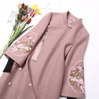 jacket Winter of 2018 Tanqing improved cheongsam (pre sale) SMLXLXXL eighteen thousand and seventeen Magic heart commune 18-25 years old Other 100% Pure e-commerce (online only)