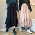 skirt Winter 2020 Average size Gray, black, apricot Mid length dress commute High waist Irregular Solid color Type A 18-24 years old 31% (inclusive) - 50% (inclusive) other polyester fiber Asymmetry Korean version 251g / m ^ 2 (including) - 300g / m ^ 2 (including)