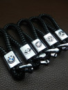Key buckle Yunyun family Auto brand series Solid color