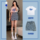 Fashion suit Summer 2021 S,M,L,XL 18-25 years old polyester fiber