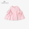 Cape / Cloak Yeehoo / English nothing female spring and autumn Cotton blended fabric routine leisure time Solid color Zipper shirt Cotton 66.8% polyester 33.2% Class A Summer of 2019