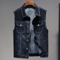 Vest / vest Youth fashion Others M,L,XL,2XL,3XL,4XL,5XL Other leisure standard Vest routine Four seasons Lapel teenagers 2019 Japanese Retro Single breasted Cloth hem cotton Cotton 85% polyester 15% washing Multiple pockets nothing Digging bags with lids More than 95%
