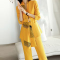 Fashion suit Spring 2021 S. M, l, XL, XXL, collection plus purchase priority delivery Yellow, black 25-35 years old Xinyuquan 91% (inclusive) - 95% (inclusive)