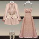 Fashion suit Spring 2021 S,M,L White, black, pink