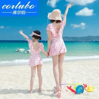 Family clothes for parents and children M L XL XXL Cortubo / korber Women's 9127 children's 9606 other Autumn of 2018