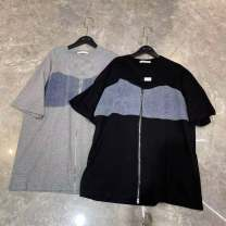 Women's large Summer 2021 Gray, black Chest 128, length 80 Other / other