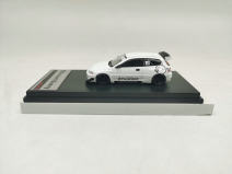Vehicle model 1/64 White, red