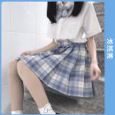 student uniforms Summer 2020 XS,S,M,L,XL,XXL Short sleeve solar system skirt 18-25 years old Other / other Silk and satin JK--- 31% (inclusive) - 50% (inclusive)