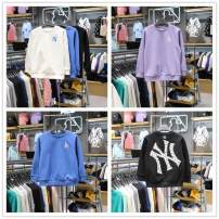 Sweater / sweater MLB White wh (7-15 days delivery), blue BL (7-15 days delivery), black BK (7-15 days delivery), purple VI (7-15 days delivery) neutral 105cm,110cm,120cm,130cm,145cm,155cm spring and autumn nothing No model other letter 71MTM2111