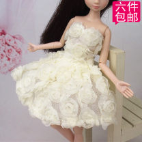 Doll / accessories 3, 4, 5, 6, 7, 8, 9, 10, 11, 12, 13, 14, 14 and above parts Other / other China Only clothes, no baby, rough workmanship X77, x173, x30, x55, x152 big red, x118 dark green, X40, x49 white skirt, x136, x112, x118 light blue, x14, x144, x143, x152, x164, X56, x49 Pink < 14 years old