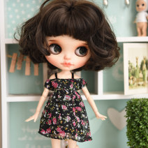 Doll / accessories Over 14 years old parts Lijia China Suitable for Xiaobu, Lijia and azone White, broken flower, rose red, attention: Barbie can't wear < 14 years old parts Fashion cloth other clothing