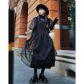 Dress Winter 2020 Graph color S,M,L Solid color