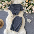 Fashion suit Summer 2020 Average size Black, dark grey 18-25 years old 31% (inclusive) - 50% (inclusive)