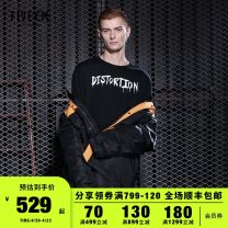 Down Jackets Yellow/YEX White/WHX 5cm White duck down S M L XL Youth fashion Other leisure routine thickening 90% 5CXDND7118F8B Wear out Hood Wear out youth 100g (including) - 150g (excluding) tide Polyamide fiber (nylon) 100% Winter of 2018 Same model in shopping mall (sold online and offline)