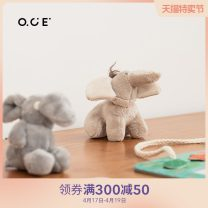Plush cloth toys 2 years old, 3 years old, 4 years old, 5 years old, 6 years old, 7 years old, 8 years old, 9 years old, 10 years old, 11 years old, 12 years old, 13 years old, 14 years old and above Lamb, elk, rabbit, hippo, lion and Wolf 100 mm high OCE (women's wear) HEE490046