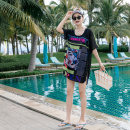 Split swimsuit Qihai Other colors M,L,XL,XXL boxer With chest pad without steel support other QH21315 female