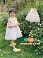 Dress In stock, booking female Other / other 1, 80cm, 2, 90cm, 3, 100cm, 4, 110cm, 5, 120cm Cotton 80% other 20% summer Skirt / vest other Princess Dress 3 months, 12 months, 6 months, 9 months, 18 months, 2 years old, 3 years old, 4 years old, 5 years old, 6 years old