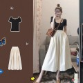 Fashion suit Spring 2021 S M L XL Top + skirt 18-25 years old Homltiaml / hancho Other 100% Pure e-commerce (online only)
