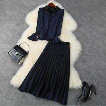 Fashion suit Winter 2016 S,M,L,XL navy blue