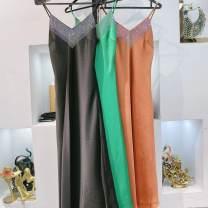 Dress Spring 2021 Black, green, caramel S,M,L,XL