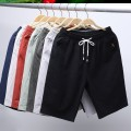 Casual pants Others Youth fashion M,L,XL,2XL,3XL,4XL,5XL thin Pant Home Straight cylinder Micro bomb summer youth American leisure 2019 middle-waisted Straight cylinder Sports pants pocket fold Solid color other other cotton