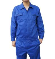 Work uniform blue Other / other M,L,XL,2XL,3XL,4XL(190) worker suit autumn go to work Factory workshop cotton youth