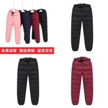 trousers Decathlon / Decathlon neutral 120cm,110cm,140cm,130cm,100cm,90cm Black, dark blue, Burgundy, pink winter trousers There are models in the real shooting Winter cotton trousers Leather belt High waist Cotton blended fabric Don't open the crotch Polyamide fiber (nylon) 100% Class C 3 months