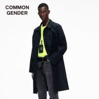 Windbreaker black COMMON GENDER Fashion City S M L XL No buckle routine standard Other leisure winter CAI3TRC005 Cotton 100% cotton Autumn of 2019 Same model in shopping mall (sold online and offline) More than 95%