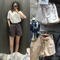 Casual pants S,M,L Summer 2021 shorts Versatile routine 71% (inclusive) - 80% (inclusive) cotton