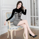 Fashion suit Winter of 2019 S M L black 25-35 years old Zhiyu Polyester 100% Pure e-commerce (online only)
