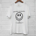 T-shirt White, black Average size Spring 2021 cotton 96% and above X6038