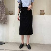 skirt Spring 2021 Average size Black, off white, mocha, black (for stock, please consult customer service), mocha (for stock, please consult customer service)