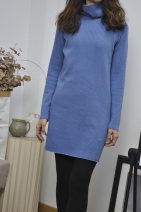 Wool knitwear Winter 2020 Average size Second kill products do not participate in any activities of the store, do not use coupons and gold coins, draw a pearl blue high collar dress L, draw a black high collar dress L, draw a light grape purple high collar dress L, men's cashmere sweater Cashmere