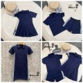 suit Other / other Pleated Dress in early May, slim dress in early May, polo shirt in early May, shorts in early May 90cm,100cm,110cm,120cm,130cm,140cm,150cm,S,M,L neutral Chinese Mainland