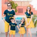 Parent child fashion Picture color A family of three female Nubao 100, nubao 110, nubao 120, nubao 130, nubao 140, nubao 150, Nanbao 100, Nanbao 110, Nanbao 120, Nanbao 130, Nanbao 140, Nanbao 150, mom s, mom m, mom L, mom XL, mom 2XL, Dad m, Dad L, Dad XL, Dad 2XL, Dad 2XL, Dad 3XL summer routine