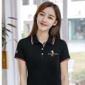 T-shirt M,L,XL,2XL,3XL,4XL,5XL,6XL Summer 2020 Short sleeve Polo collar routine commute cotton 96% and above Korean version Biem.l.fdlkk/bien leffin YQTPS8413