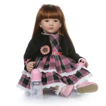 Doll / accessories 3, 4, 5, 6, 7, 8, 9, 10, 11, 12, 13, 14, 14 and above Ordinary doll NPK China 60 cm white < 14 years old a doll