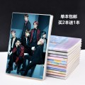 Cartoon card / Pendant / stationery Over 8 years old Notepad / notebook Bulletproof Youth League goods in stock the republic of korea