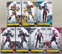 Box egg Bandai / Wandai goods in stock Over 14 years old Full set of 7 models / with big box hare tank, dangerous form a + B doctor + game form a + B masked knight, greasea + B blood shortage / blood stack Creative 6 / daily version with candy Japan Part6 full set of 7 Masked Knight Series No scene