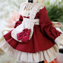 BJD doll zone Dress 1/6 Over 3 years old Customized Five piece baby clothes set 1/6,1/4,1/3 fallen angels bjd