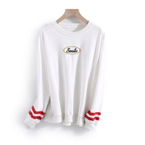 Sweater / sweater Spring 2021 White, black, blue M,L,XL Long sleeves routine Socket singleton  routine Crew neck easy commute other Solid color 25-29 years old 96% and above Other / other Korean version other W66F4010