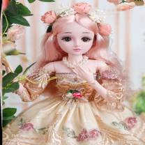 Doll / accessories 2, 3, 4, 5, 6, 7, 8, 9, 10, 11, 12, 13, 14 years old Ordinary doll Barbie / Barbie China < 14 years old a doll Fashion Plastic Yes