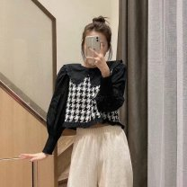 shirt black and white XS,S,M,L other 31% (inclusive) - 50% (inclusive) TRAF