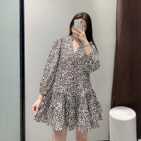Dress Autumn 2020 black S,M,L TRAF