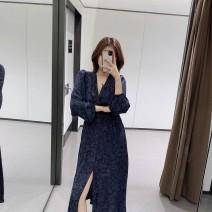 Dress Spring 2021 Decor XS,S,M,L TRAF