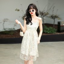 Dress Summer 2021 Picture color S,M,L,XL 18-24 years old Other / other JIUBA2153