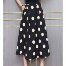skirt Winter 2016 M (about 105 recommended), l (about 105-115 recommended), XL (about 115-125 recommended), 2XL (about 140 recommended) black NO7063 30% and below