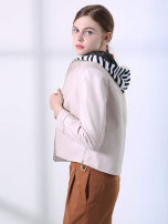 short coat Spring 2020 XS,S,M,L,XL,XXL Beige Long sleeves have cash less than that is registered in the accounts routine singleton  routine Hood zipper Emoo / Yangmen 96% and above other